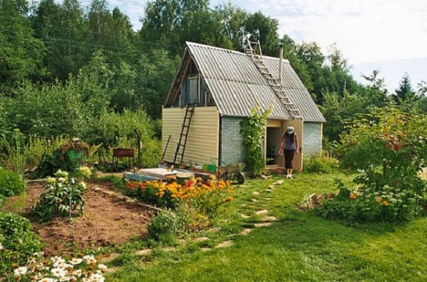 Дачный дом с землей нюансы приватизации