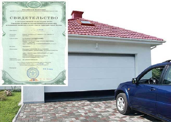 Кому доступна приватизация гаража