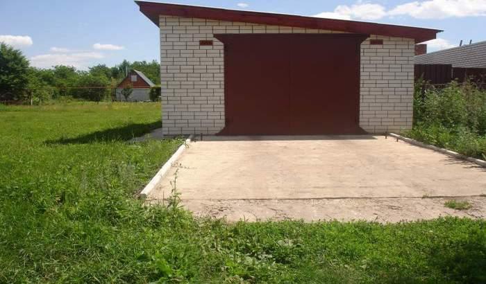 Операции с недвижимостью доступные если гараж приватизирован