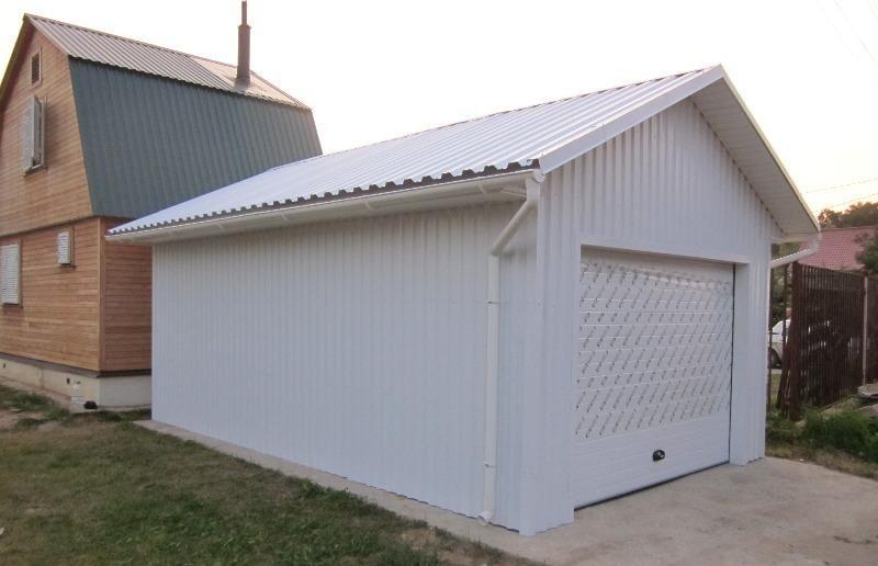Отдельно стоящий гараж как приватизировать